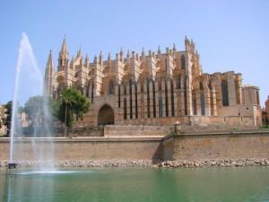 Excursões em Mallorca Catedral de Palma