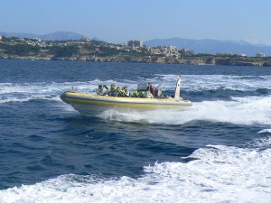 Mallorca lancha excursão bahia Palma (2)