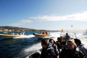 Mallorca speed boats tours