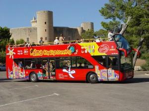 Visite Mallorca ônibus turístico Palma de Mallorca