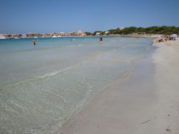 Praia-Es-dolc-Mallorca praias