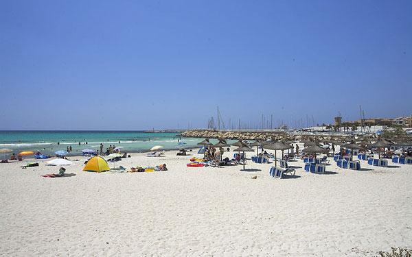 Sa Rapita visite Mallorca praias