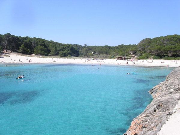 S'amarador-praia Mallorca