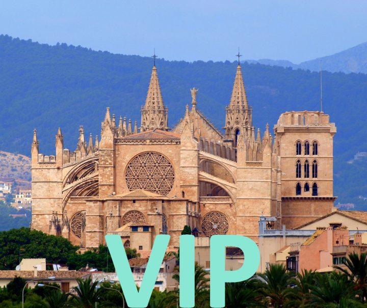 Valldemossa and Palma VIP tour