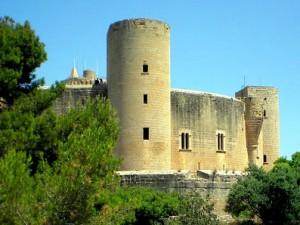 Palma panorâmica Castelo de Bellver