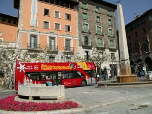 ônibus turistico Palma de Mallorca