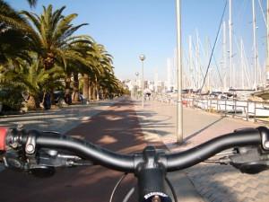 Visite Palma de Mallorca de bicicleta